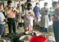 গৌরনদীতে জাটকা ইলিশ বিক্রির অপরাধে বিক্রেতাকে জরিমানা