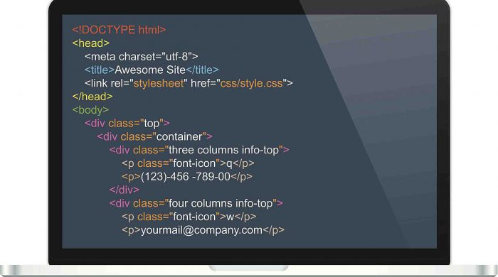 HTML কি ও কেন শিখবেন