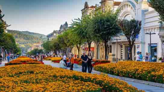 পর্তুগালের শহর ব্রাগা ইউরোপে সেরা গন্তব্য