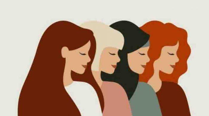 নারী একাকী কি করে?